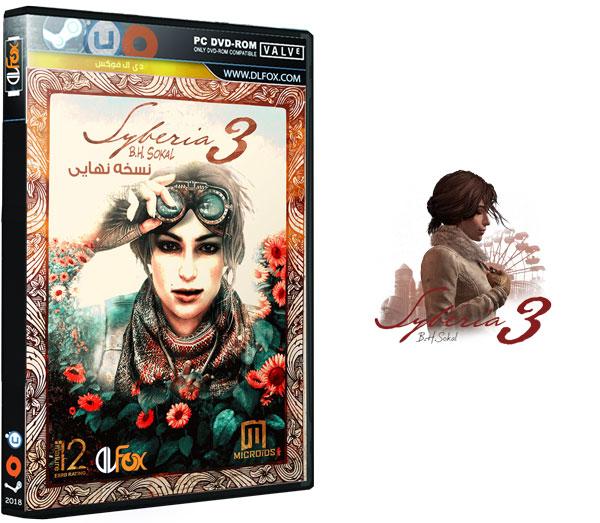 دانلود نسخه فشرده CorePack بازی Syberia 3 Deluxe Edition برای PC