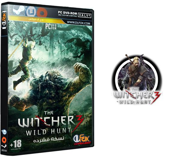 دانلود بازی The Witcher 3 : Wild Hunt نسخه فشرده برای PC
