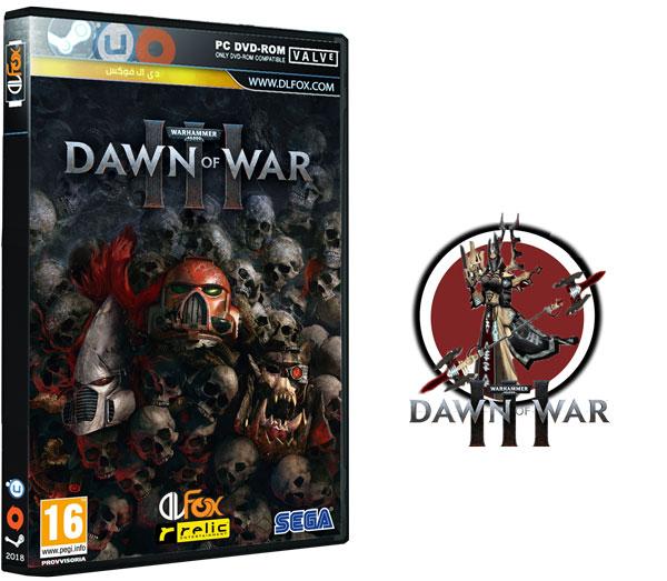 دانلود نسخه FitGirl بازی WARHAMMER 40K DAWN OF WAR III برای PC
