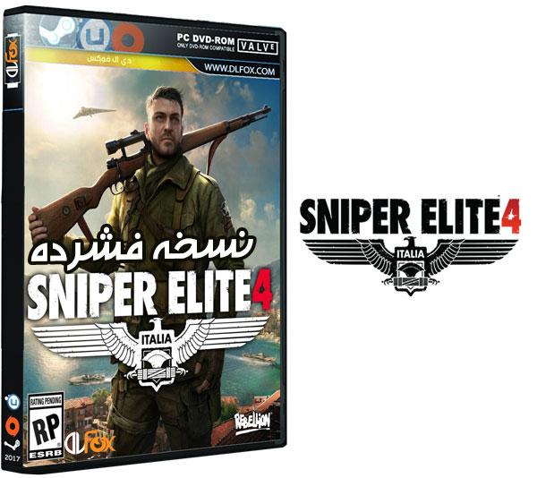دانلود نسخه فشرده بازی Sniper Elite 4 Deluxe Edition برای PC