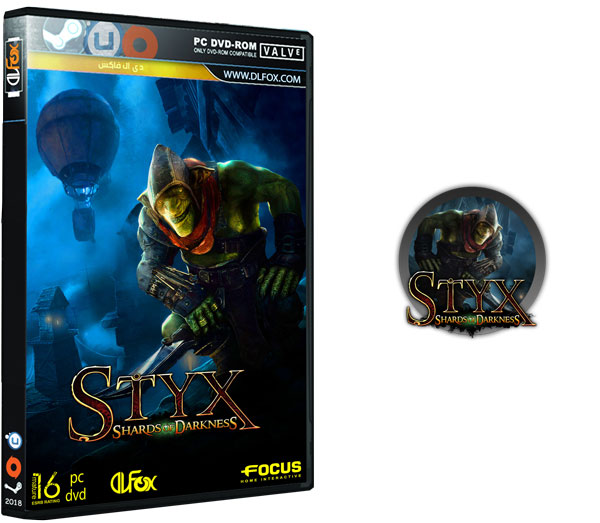 دانلود نسخه فشرده FitGirl بازی Styx: Shards of Darkness برای PC