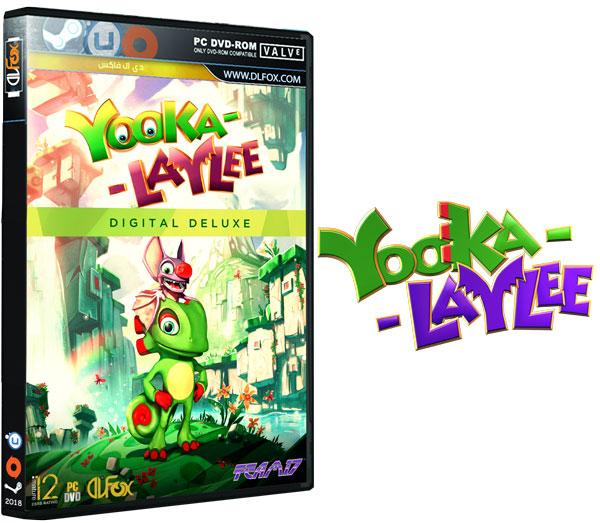 دانلود نسخه فشرده بازی YOOKA-LAYLEE برای PC