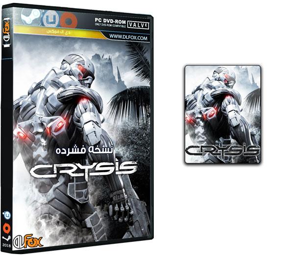 دانلود نسخه فشرده CorePack بازی Crysis برای PC