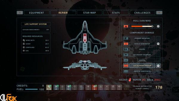 دانلود نسخه فشرده بازی EVERSPACE برای PC