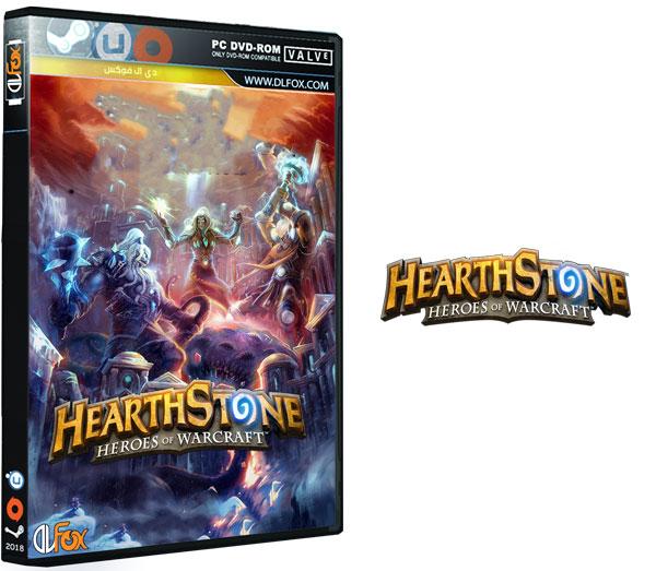 دانلود نسخه نهایی بازی HEARTHSTONE برای PC