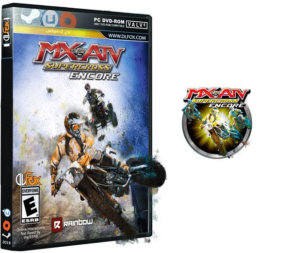 دانلود نسخه فشرده بازی MX VS. ATV SUPERCROSS ENCORE برای PC