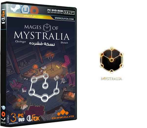 دانلود نسخه فشرده FitGirl بازی Mages of Mystralia برای PC