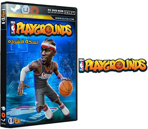 دانلود نسخه فشرده بازی NBA Playgrounds برای PC