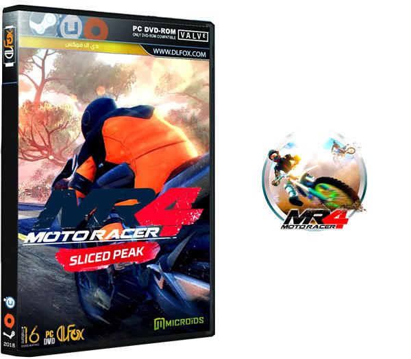 دانلود نسخه فشرده بازی Moto Racer 4 برای PC