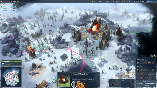 دانلود نسخه فشرده بازی Northgard برای PC