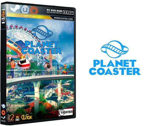 دانلود نسخه فشرده FitGirl بازی Planet Coaster برای PC