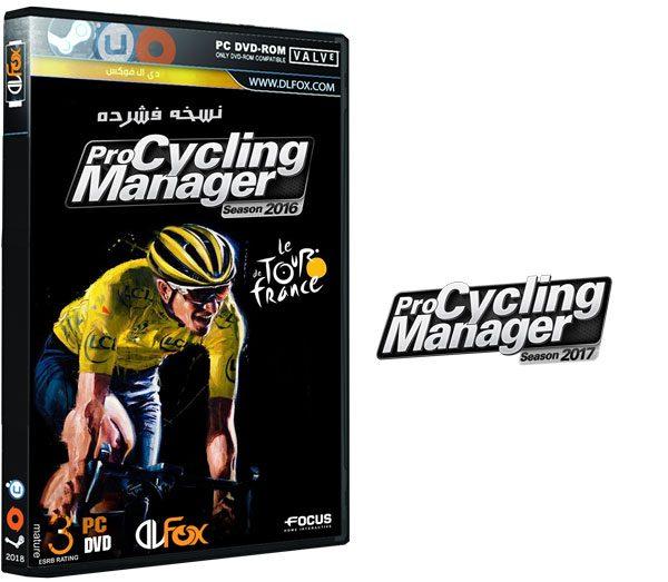 دانلود نسخه فشرده بازی Pro Cycling Manager 2017 برای PC