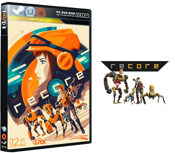 دانلود نسخه فشرده CorePack بازی ReCore: Definitive Edition برای PC