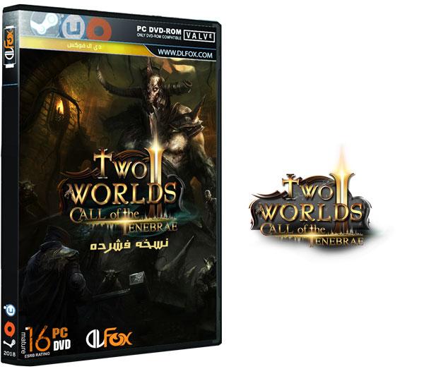 دانلود نسخه فشرده بازی Two Worlds II – Call of the Tenebrae برای PC