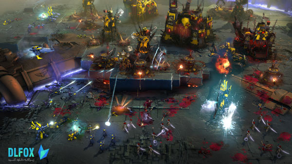 دانلود نسخه فشرده بازی WARHAMMER 40K DAWN OF WAR III برای PC