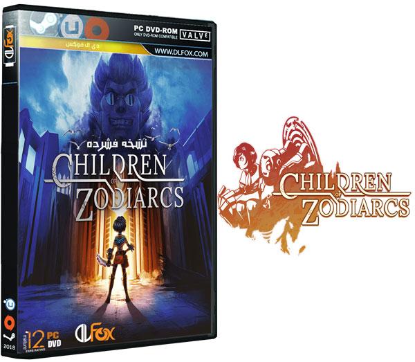 دانلود نسخه فشرده بازی Children of Zodiarcs برای PC