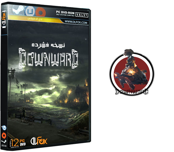 دانلود نسخه فشرده بازی Downward برای PC