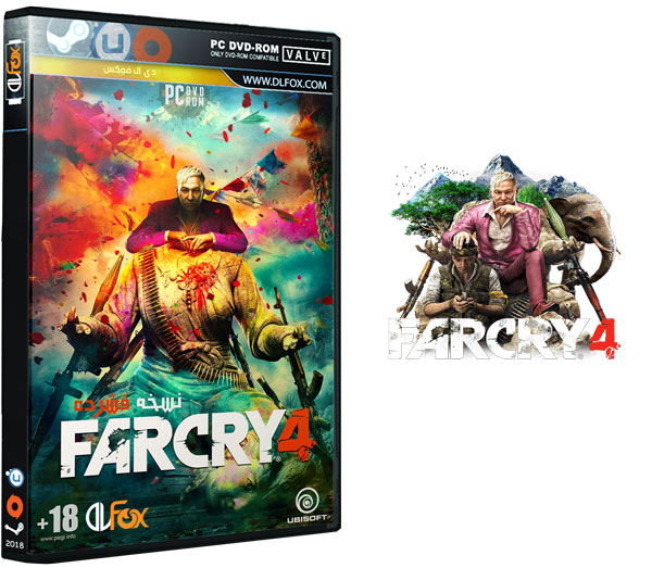 دانلود نسخه فشرده FitGirl بازی Far Cry 4 برای PC