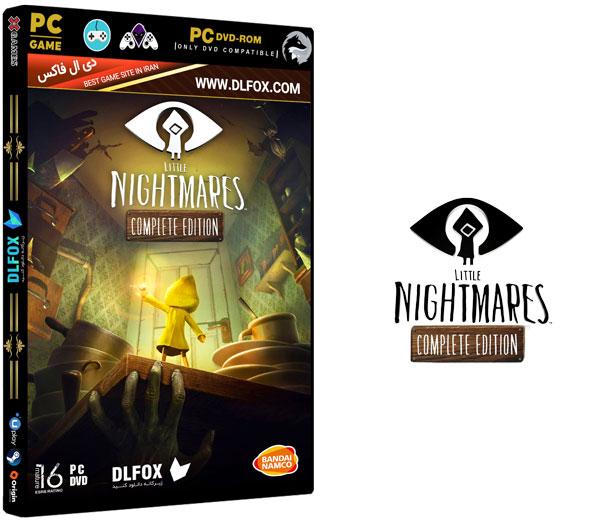 دانلود نسخه فشرده بازی Little Nightmares: Complete Edition برای PC