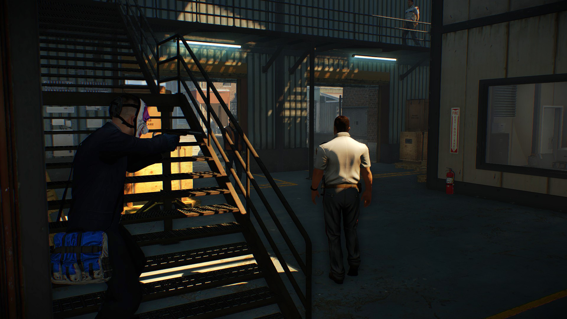دانلود نسخه فشرده بازی PAYDAY 2 Breakfast in Tijuana Heist برای PC