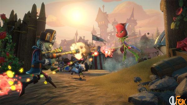 دانلود بازی Plants vs. Zombies: Garden Warfare 2 برای PC