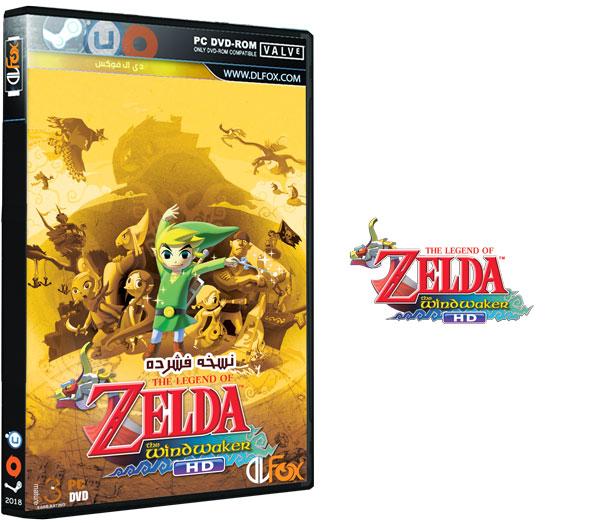 دانلود نسخه فشرده بازی The Legend of Zelda The Wind Waker HD برای PC