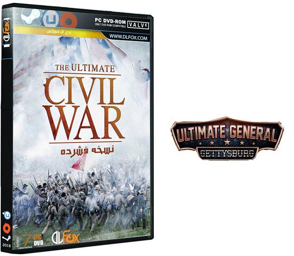 دانلود نسخه فشرده بازی Ultimate General: Civil War برای PC