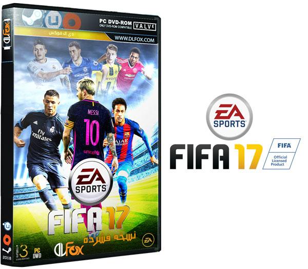 دانلود نسخه فشرده بازی FIFA 17 Super Deluxe Edition برای PC