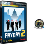 دانلود نسخه فشرده بازی PAYDAY 2 Border Crossing Heist برای PC