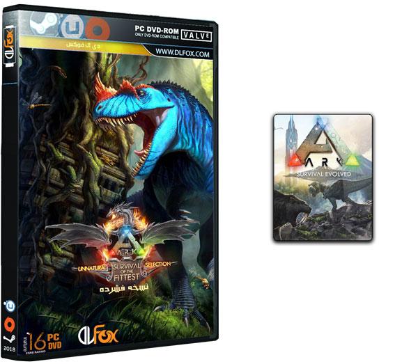 دانلود نسخه فشرده بازی ARK Survival Evolved برای PC