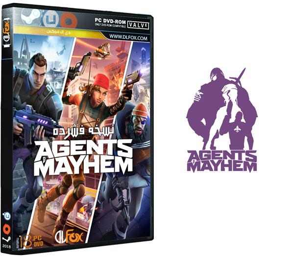 دانلود نسخه فشرده آپدیت بازی Agents Of Mayhem برای PC