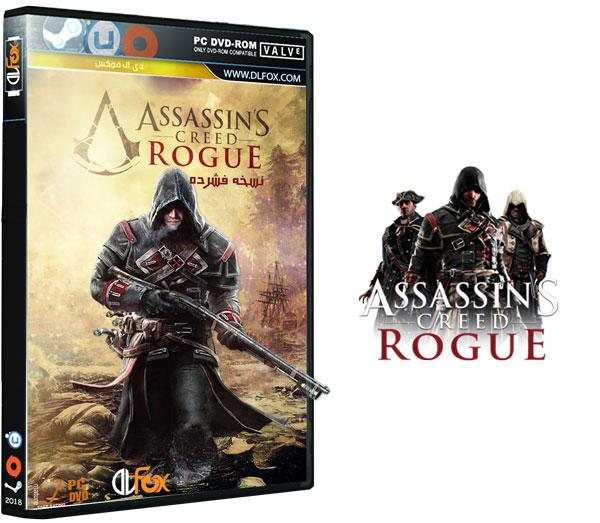 دانلود نسخه فشرده FitGirl Repacks بازی Assassins Creed: Rogue برای PC
