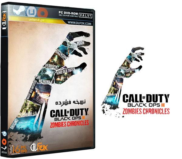 دانلود نسخه نهایی فشرده FitGirl بازی Call of Duty Black Ops III برای PC