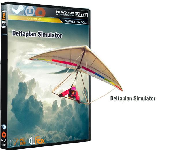 دانلود نسخه فشرده بازی Deltaplan Simulator برای PC