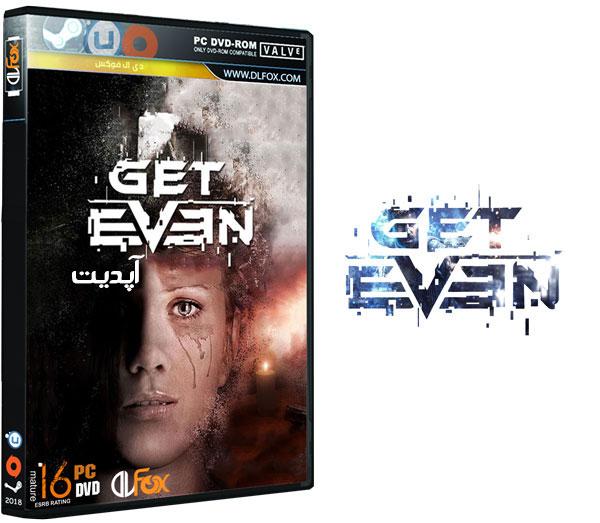 دانلود آپدیت بازی Get Even برای PC