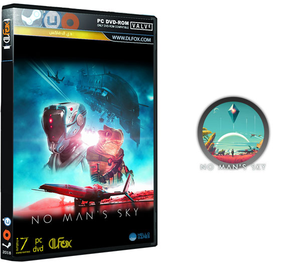 دانلود نسخه فشرده بازی No Mans Sky NEXT برای PC