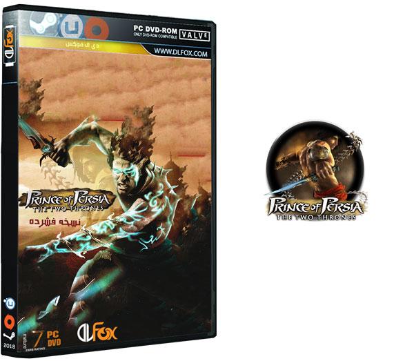 دانلود نسخه فشرده بازی Prince Of Persia The Two Thrones برای PC