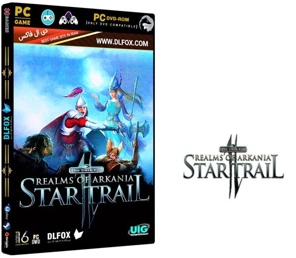 دانلود نسخه فشرده بازی REALMS OF ARKANIA: STAR TRAIL برای PC