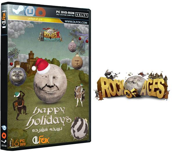 دانلود نسخه فشرده بازی Rock of Ages 2: Bigger & Boulder برای PC