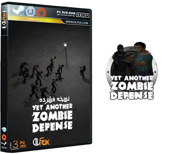 دانلود نسخه فشرده بازی Yet Another Zombie Defense HD برای PC