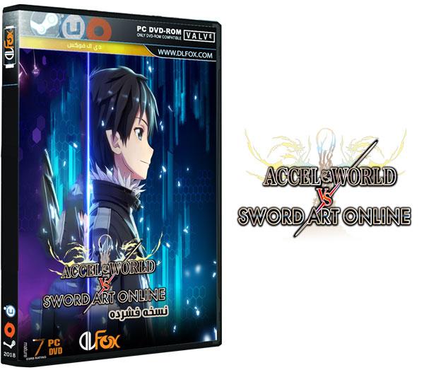 دانلود نسخه فشرده بازی Accel World VS Sword Art Online برای PC