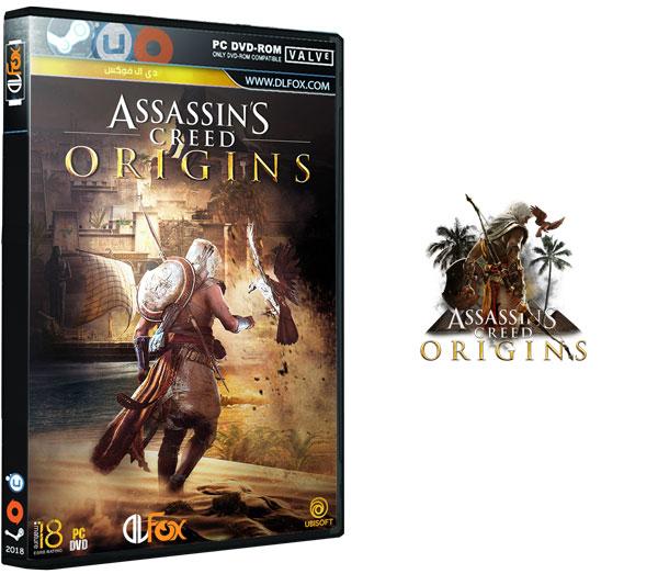 دانلود نسخه فشرده آپدیت بازی Assassin's Creed: Origins برای PC