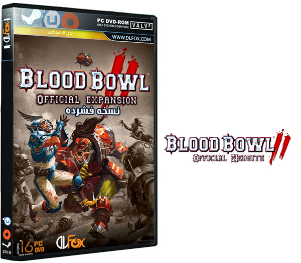دانلود نسخه فشرده FitGirl بازی Blood Bowl 2 – Legendary Edition برای PC