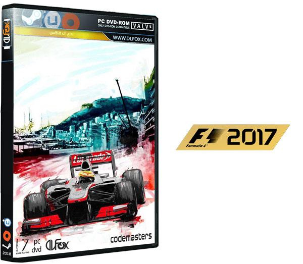 دانلود آپدیت بازی F1 2017 برای PC