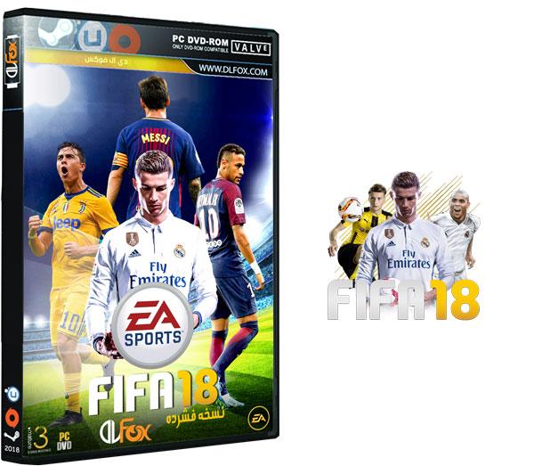 دانلود نسخه فشرده CorePack v1 بازی FIFA 18 برای PC