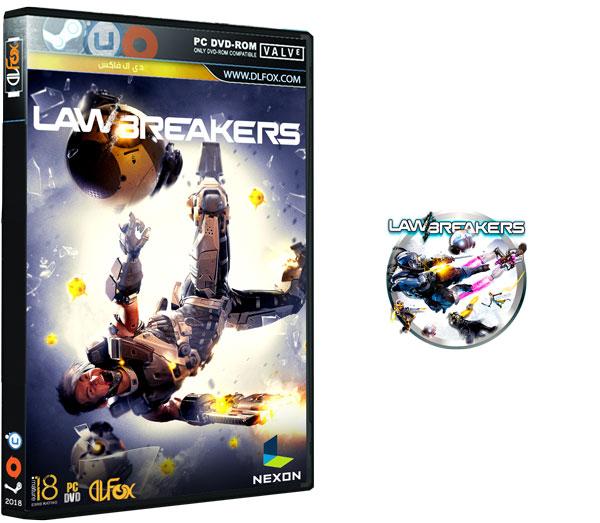 دانلود نسخه نهایی بازی LawBreakers برای PC