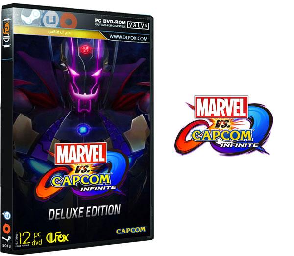 دانلود نسخه فشرده COREPACK بازی Marvel vs Capcom: Infinite برای PC