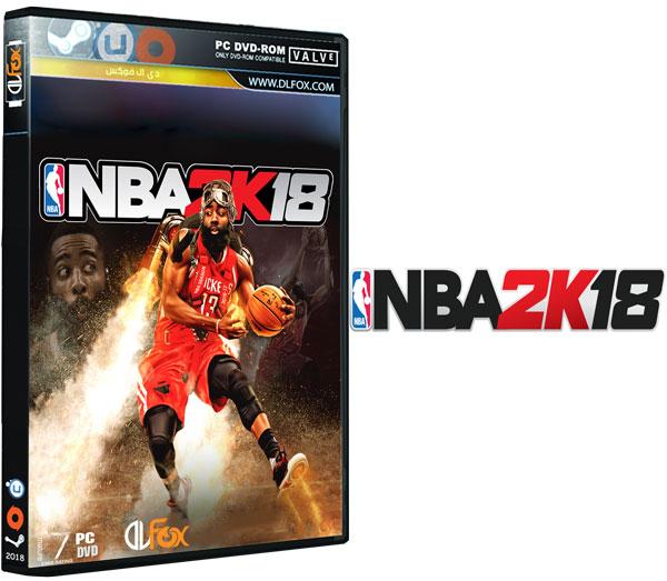 دانلود نسخه نهایی بازی NBA 2K18 برای PC