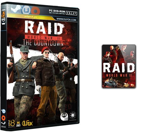 دانلود نسخه فشرده بازی RAID: World War II برای PC