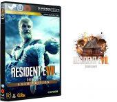 آموزش قدم به قدم بازی Resident Evil 7 Not a Hero برای PC